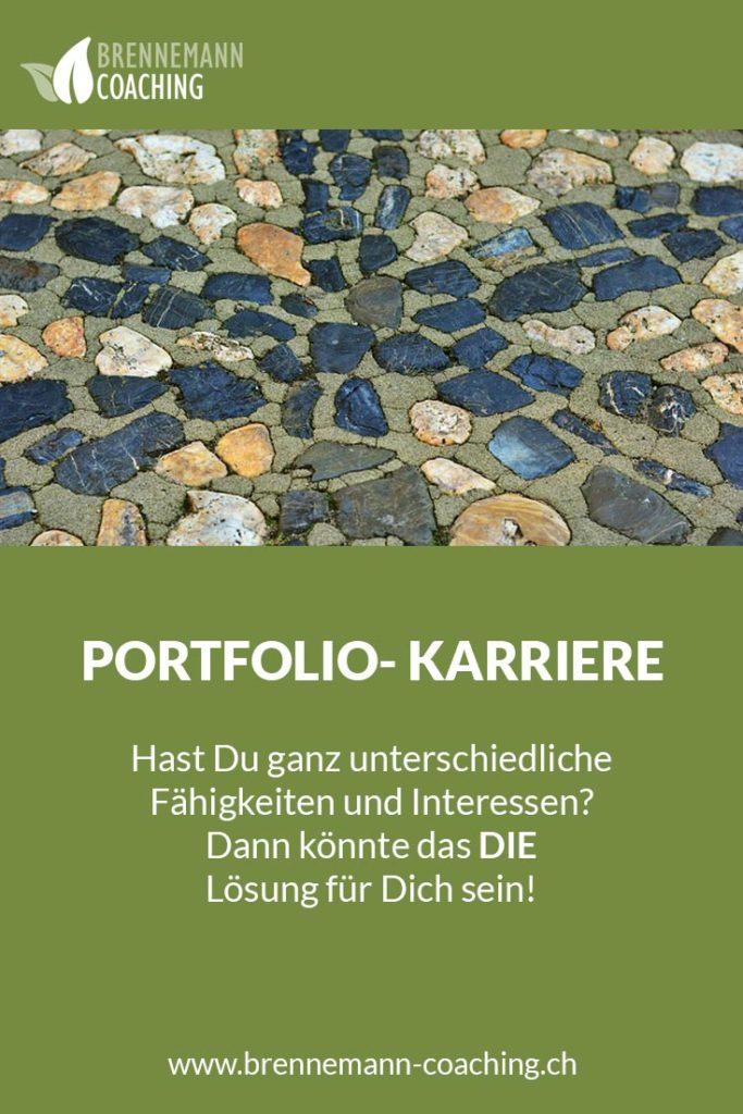 Portfolio-Karriere - Pin für Pinterest