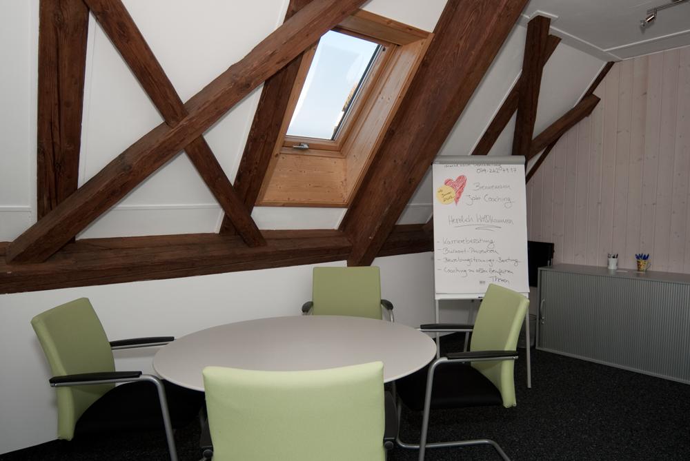 Foto 3 - Büro Job & Karriere Coaching - Kirsten Brennemann - Affoltern am Albis bei Zürich