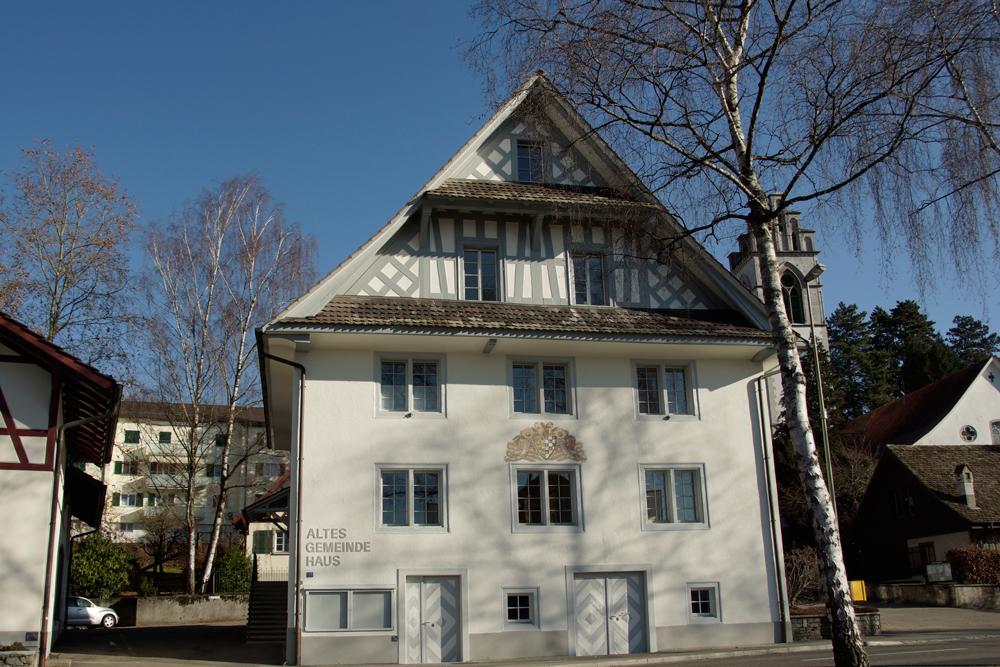 """Foto 1 - Büro im """"Alten Gemeindehaus"""" von Job & Karriere Coaching - Kirsten Brennemann"""