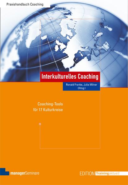 "Buchcover ""Interkulturelles Coaching"", managerSeminare"